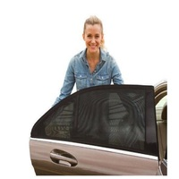 Universal Car Sun Visor for Rear Side Window Protects Your Kids From The Sun 2 Piece