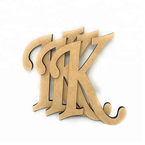 shop decoration engraving kit hanging giant wood letter