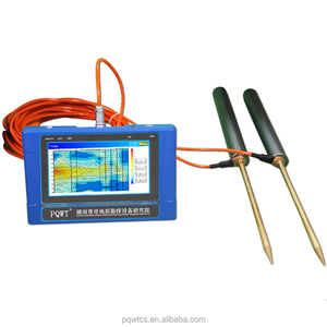 best underground water detector PQWT-TC 500 deep searching locator