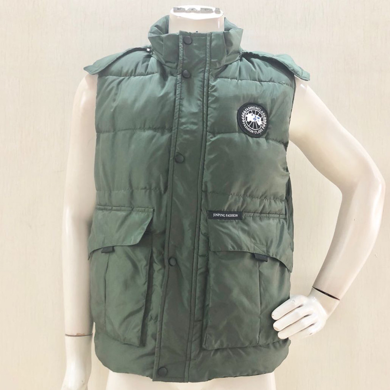 2019 No Sleeve Cool Motorcycle Casual Design Surplus  Vest