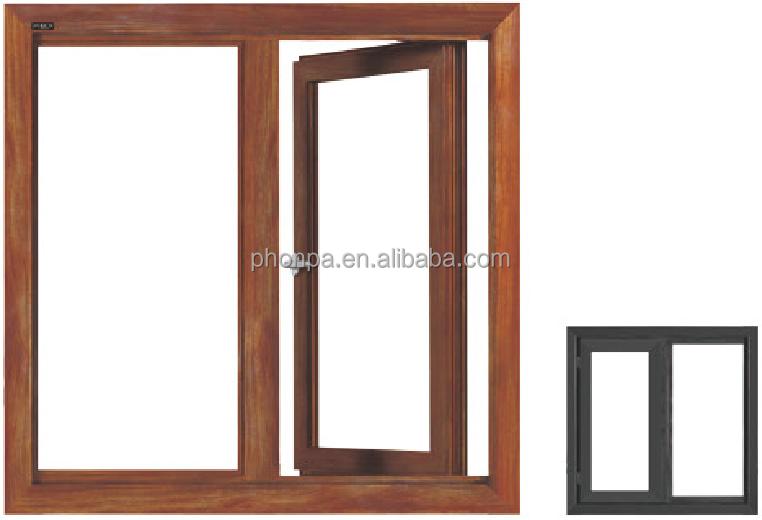 phonpa cuadros de aluminio de puertas y ventanas marcos de ventanas de aluminio precio
