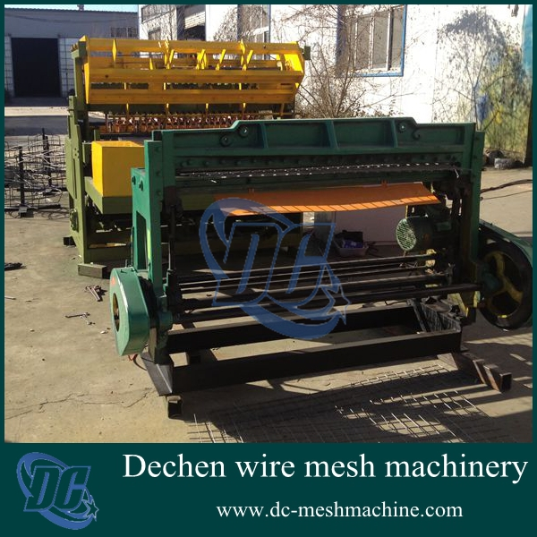 China supplies chickn cage/ dog cage/ fox cage CNC automatic mesh welding machine for poultry farms