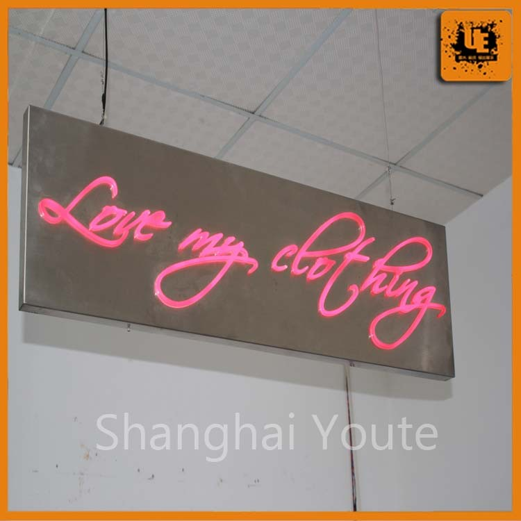 Outdoor Advertising LED Backlit Channel LED Letter Signage