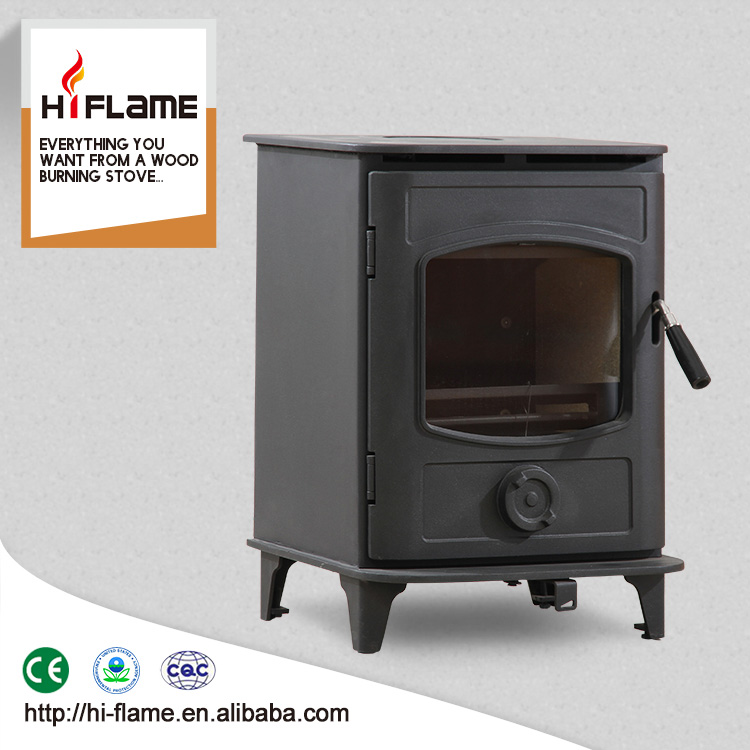 Home Product Steel Plate Wood Burning Stove and Wood Burner with Glass Door from China Supplier GR905