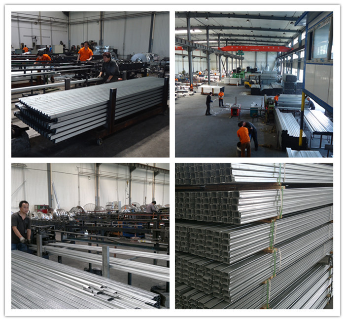 Steel Framed Factories : High quality carrying channel ceiling metal double