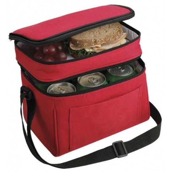 whole foods delivery fitness Recycled thermal lined picnic Lunch cooler Bag