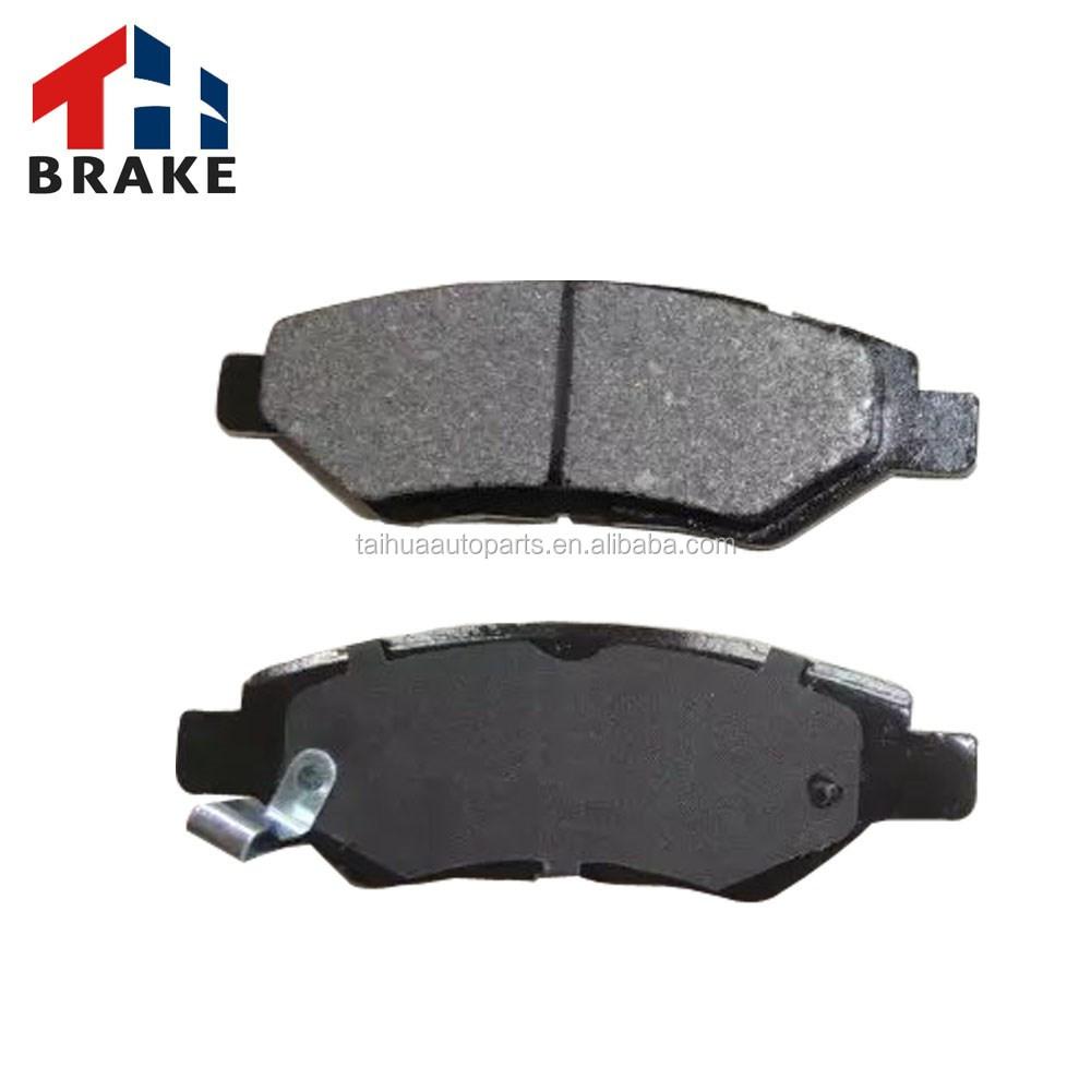 Brake Pad Material Types : Cadillac cts car brake pad manufacturers d buy