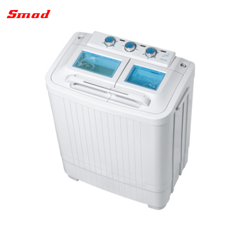 4kg <strong>Semi</strong> <strong>Automatic</strong> Twin Tub Mini Portable <strong>Washing</strong> <strong>Machine</strong> Price