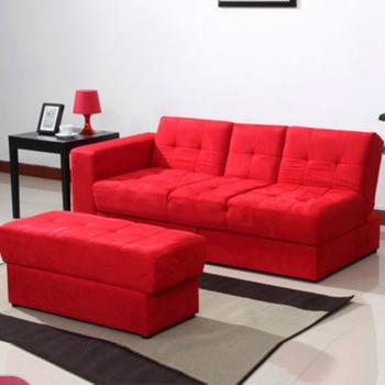 Funky Fabric Sofa Bed Furniture Mini