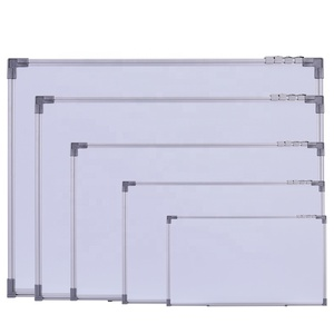 30*40cm Non Magnetic Dry Wipe Erase Memo classroom educational Message Whiteboard for sale With Aluminum Frame