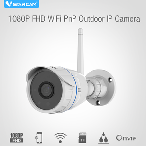 VStarcam New Arrival IP Cameras C17S Outdoor Network Wireless IP  Camera,1080P Lens With 128G TF Card 24 Hours Loop Recording