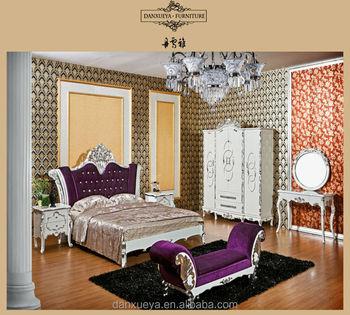 Danxueya Wholesale King Twin Size Bed Turkish Bed