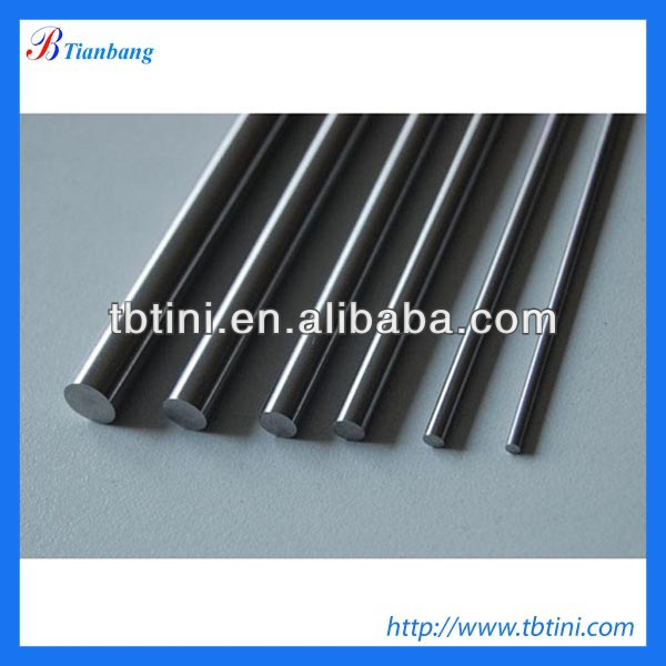 Gr1,Gr2,Gr3,ASTMB348 tc4 titanium alloy bar ends