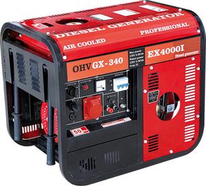 HUAHE 3KW Diesel Generator Set with CE