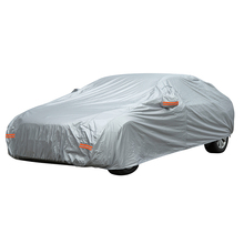 Direct Supply Zilver Kleur waterdichte Auto Cover