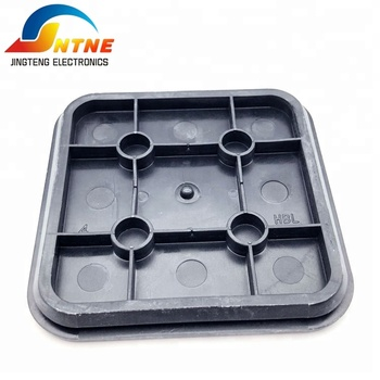 Durable Auto Rubber Black Square Plastic Cap Plastic Hole Plugs End Caps  1d308301 Dustproof Lid - Buy Plastic Hole Plugs End Caps,Dustproof
