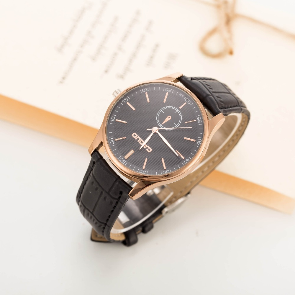 Cheap Military Field Watch Find Deals On Line Expedition E6665m Jam Tangan Pria Strap Leather Gold Get Quotations 2015men Quartz Fashion Clock Men Sports Watches Casual Wristwatches Relogio Masculino