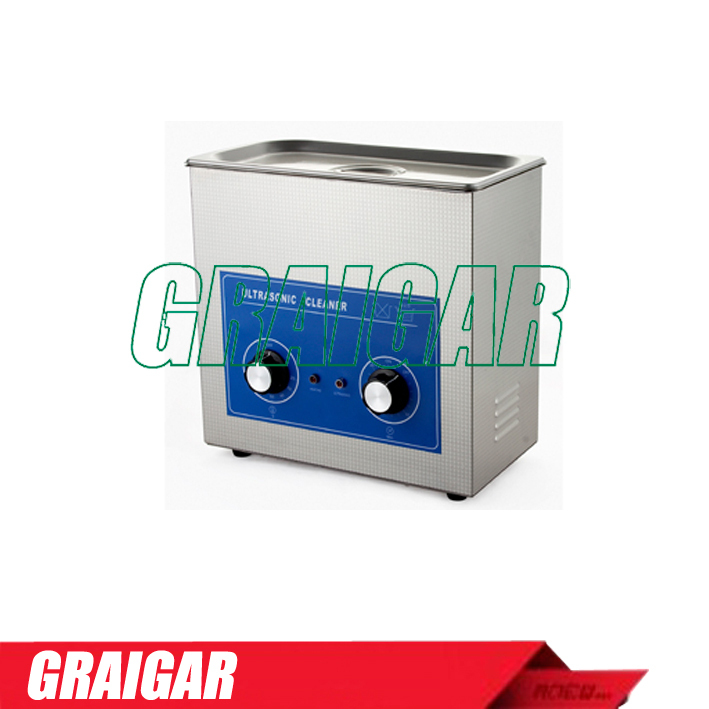 PS-D30(with Timer & Heater) Ultrasonic Cleaner Wide-Diameter Transducer for Best Cleaning Result