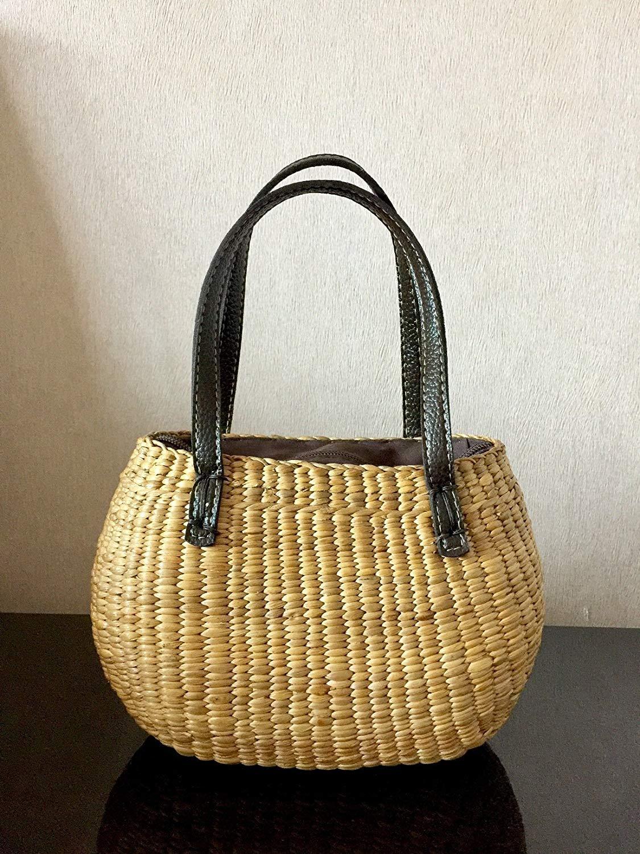 Handwoven Straw Bag,Mini Straw Tote Handbag,Mini Straw Bag,Straw Tote,Straw Basket Bag,Picnic Tote,Straw Purse,Straw Market Tote,Straw Beach Bag
