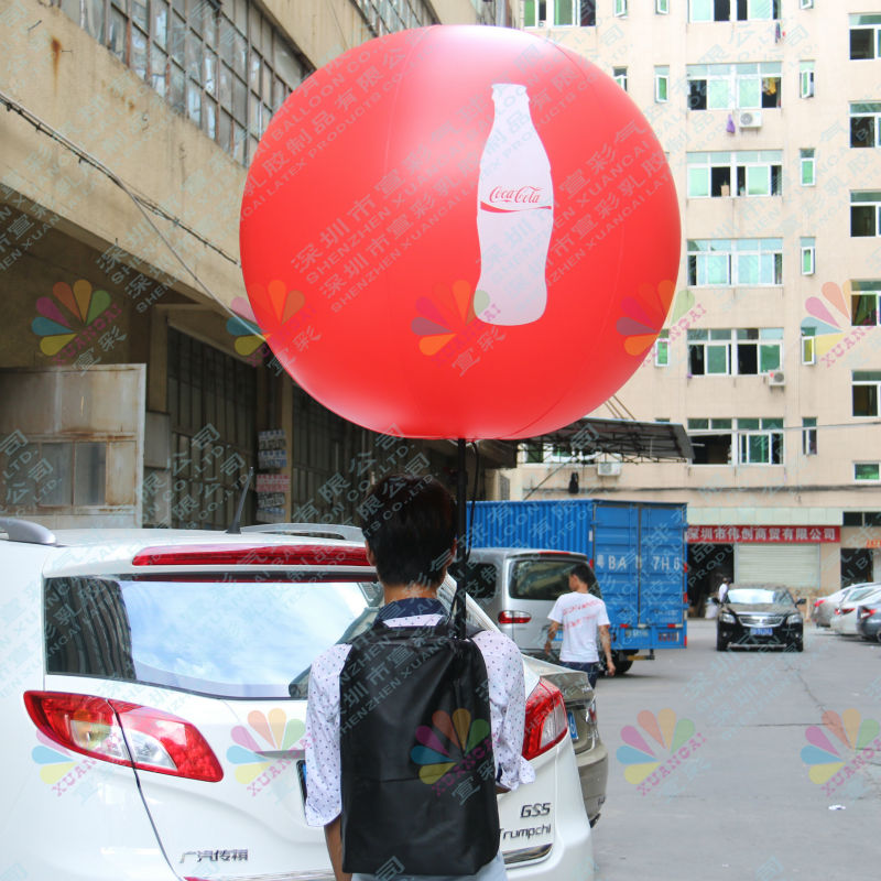 Wholesale Inflatables Backpack Balloon Lamp For Advertisement ...