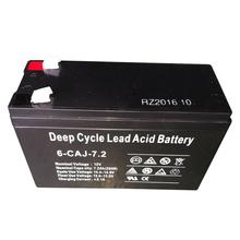 Intelligent Rechargeable 12 v 250ah batteries solaires