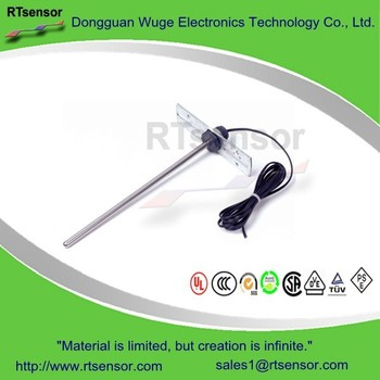 Hvac Duct Temperature Sensor With Mounting Bracket - Buy Duct Temperature  Sensor,Hvac Duct Temperature Sensor Product on Alibaba com