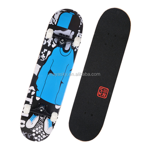 Fast skateboard flying skateboard grip tape wholesale free sample skateboard