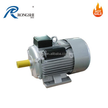 YC Series Single Phase Capacitor Start Asynchronous Electric Motor ac 1hp