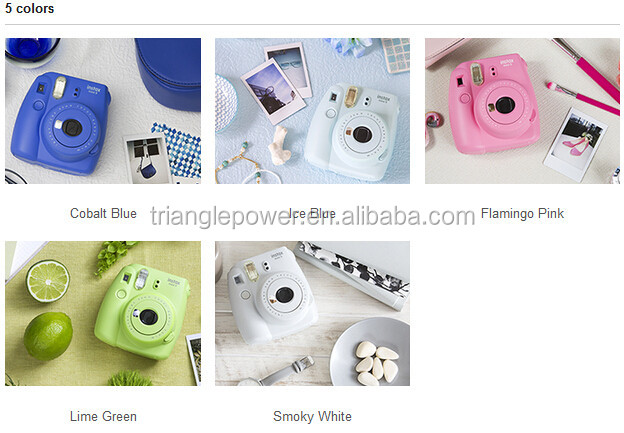 Fuji Mini 9 Instax Film Camera Fujifilm Instant