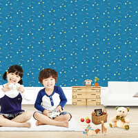 high quality easy install hd 3d wallpaper picture vinyl wallpaper for kids decoration