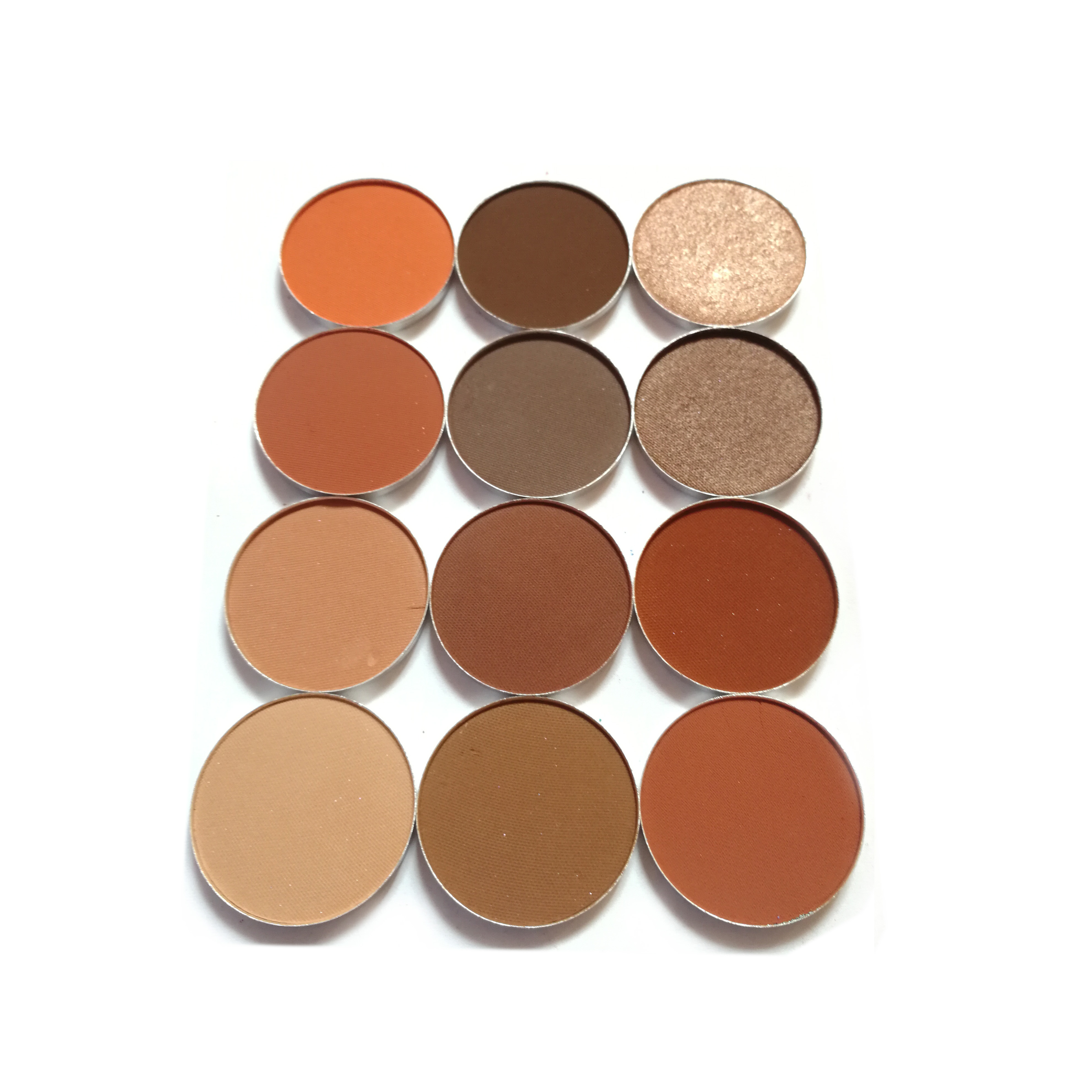 Steady 2018 New Professional Ubub Brand Eye Color Cosmetics Waterproof Pigment Double Color Shimmer Nude Eyeshadow Makeup Palette Beauty & Health Eye Shadow