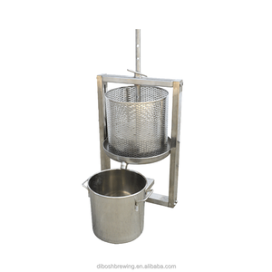 High Quality Grape Wine Press Machine Fruit Marc Hydraulic Wine Press
