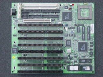 486 Motherboard Baby-aT