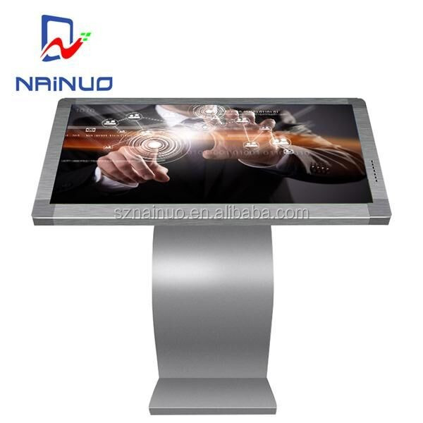 55 inch mirror advertising display full hd digital signage media player for mall and exhabition advertising