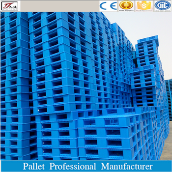 Warehouse Standard Size Plastic Pallet In China With Trade Assurance