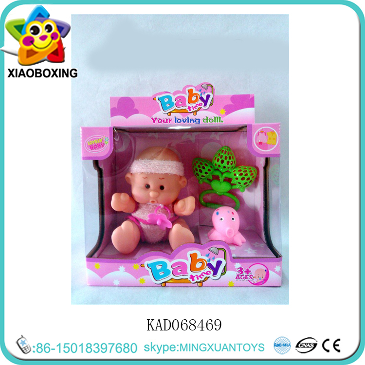 fashion creative various lovely baby <strong>doll</strong> with bell