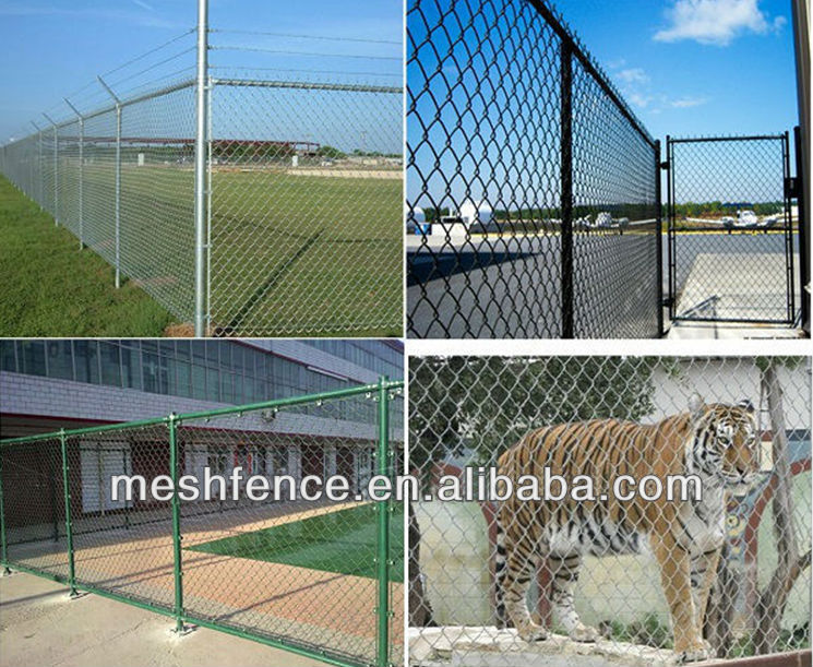 China Supplier Heavy Duty Galvanized Used Chain Link Fence For Sale From  Shanghai - Buy Used Chain Link Fence For Sale From Shanghai,Cheap Used  Chain