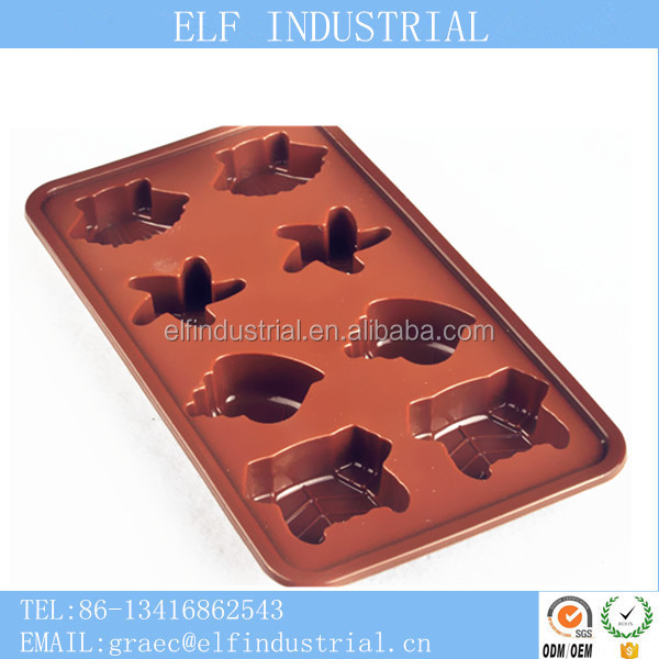China appliance parts soft plastic cheese mold/shenzhen home appliances plastic chocolate mold
