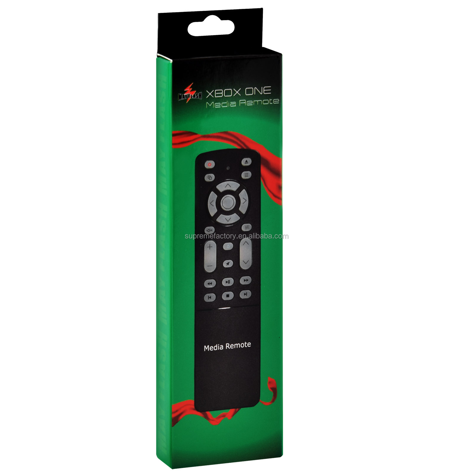30 Foot Range High Quality MayFlash Media Remote Control Controller For Xbox One