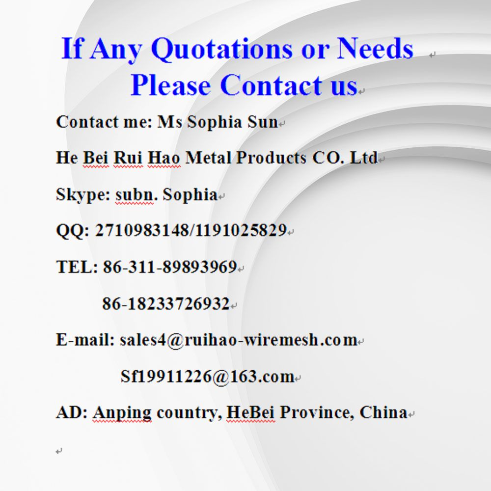 U Type Wire 18 Gauge Soft Black Annealed Wire/binding Wire
