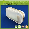 2016 beautiful design frost EVA disposable piping line bag cosmetic packaging bag