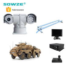 Tactical Video Surveillance Vehicle Mast Systems