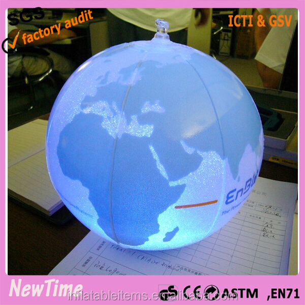 Hot sale inflatable beach bal,inflatable globe ball,inflatable world map ball