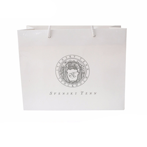 Wholesale High Quality Low Price white kraft paper bag