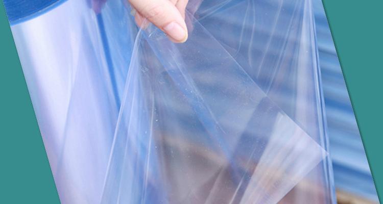 Groothandel Virgin Gevormd Cilinder Clear Materiaal Vacuümvormen PVC Plastic Film Roll