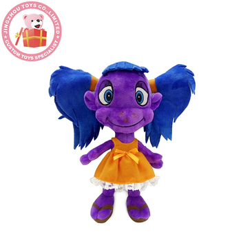 beautiful girl life size plush doll girls kid toy