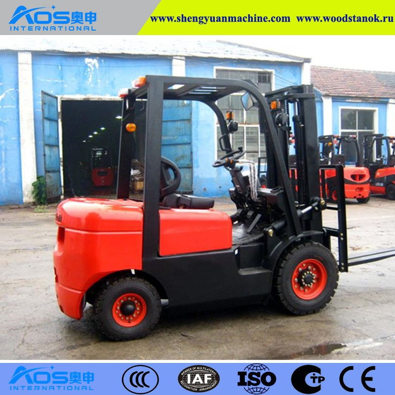china low price 2.0T Capacity Diesel Forklift Truck
