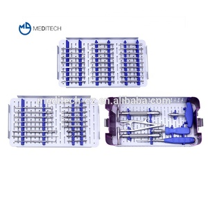 Best price spine screw removal orthopedic surgical instruments set