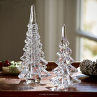 family/party gift christmas decorations crystal christmas tree