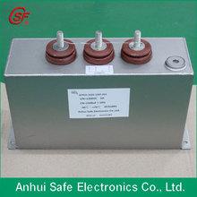 Power Resonant Capacitor 1200VDC 1500UF Oil Impulse Capacitor 1200V 1500Microfarad